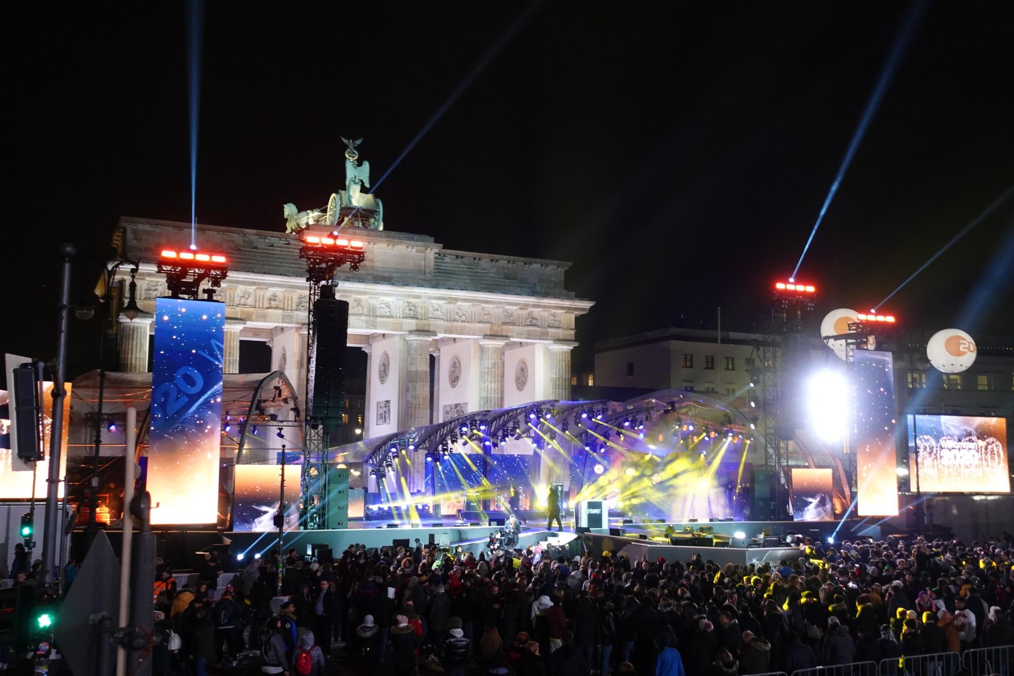Silvesterkonzerte – Silvester in Berlin